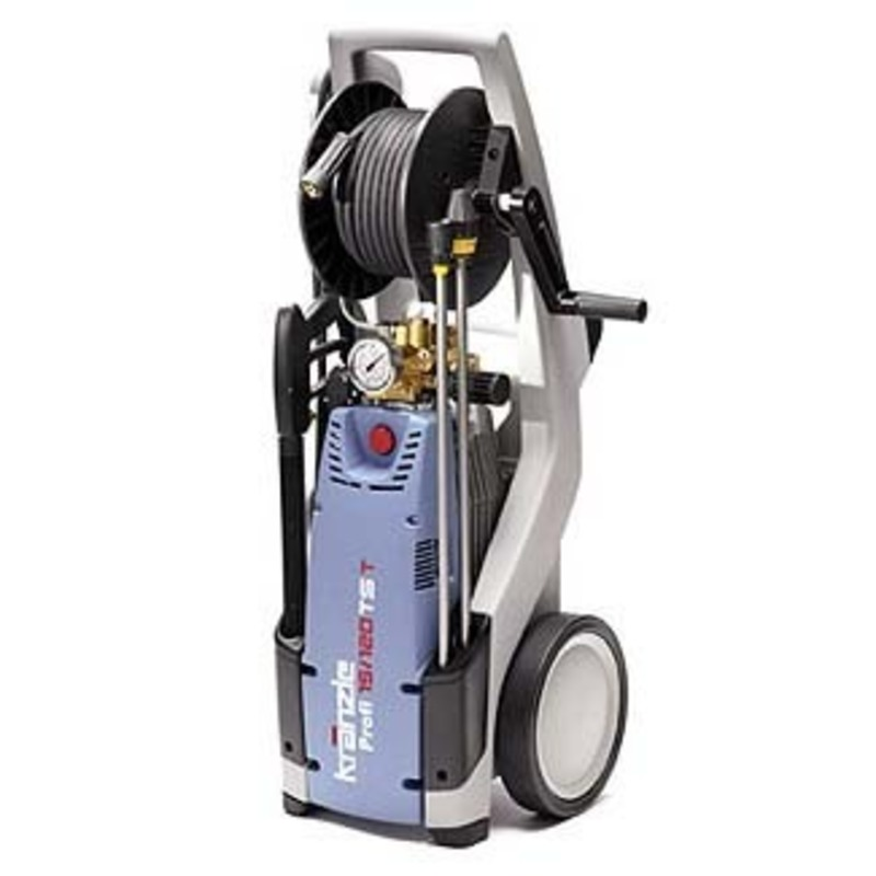 Аппарат высокого давления Kranzle 160 Profi TST