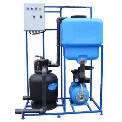 Система очистки воды АРОС 1 Компакт