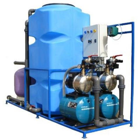 Система очистки воды АРОС 5.1