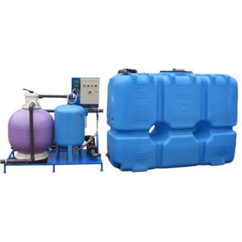Система очистки воды АРОС 15