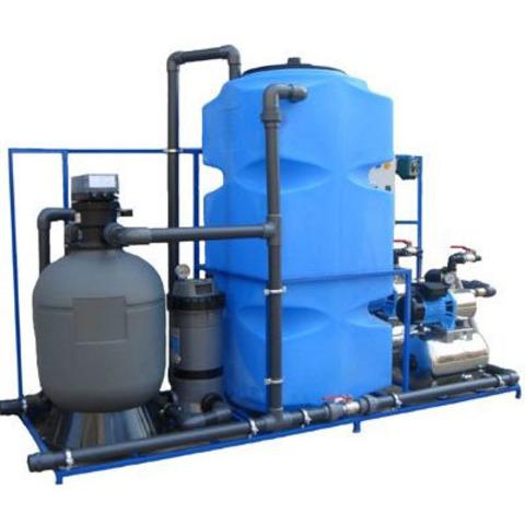 Система очистки воды АРОС 5.2